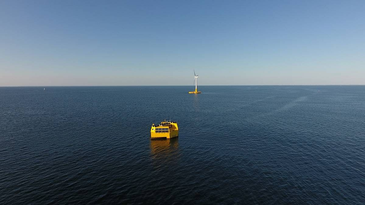 DNV to Study Safety of Offshore Green Hydrogen Production Facility