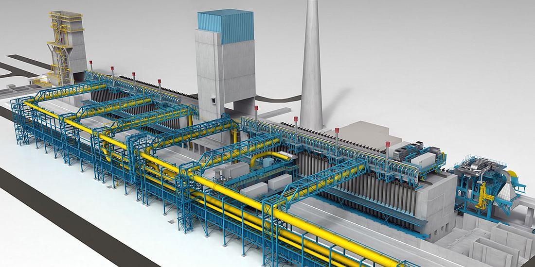 Yunnan Coal & Energy Selects Paul Wurth for Coke Technology