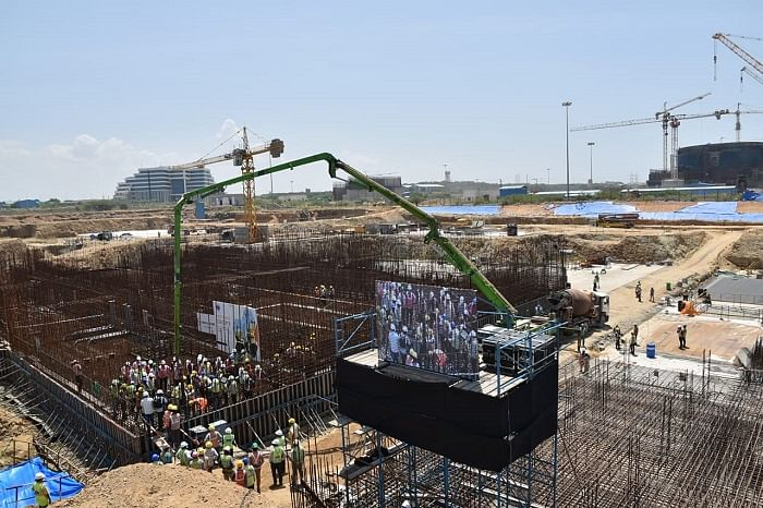ROSATOM Begins Construction of Kudankulam NPP Unit 5 in India
