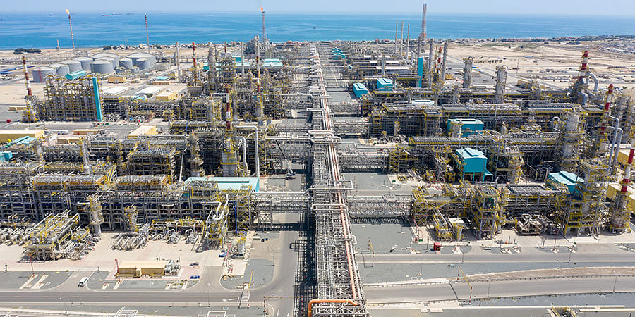 Petrofac Hands over MAB1 Facilitiesat Kuwait's Clean Fuels Project