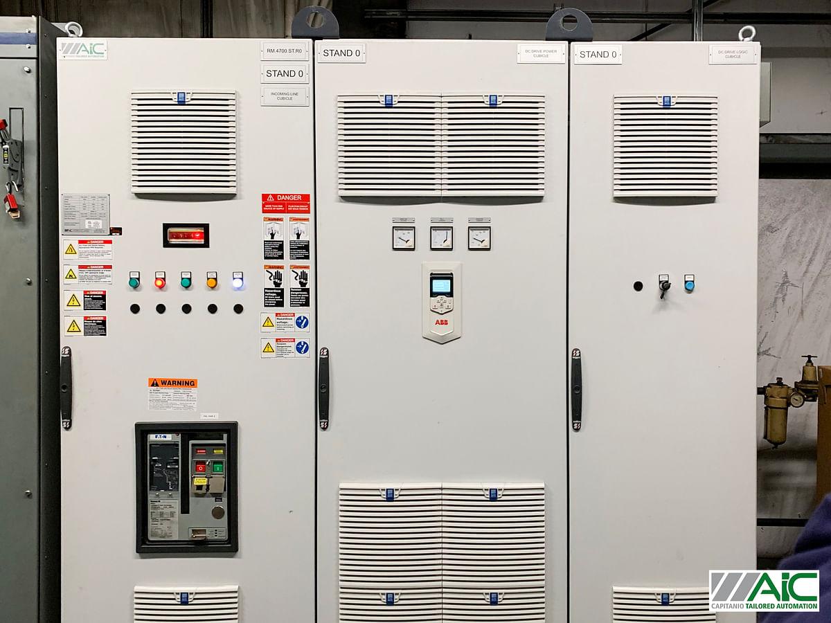 AIC to Upgrade Automation at Acciaierie Valbmna Vicenza & Bolzano