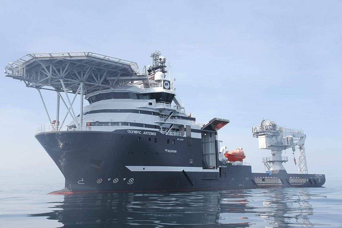 Olympic Subsea to Deploy Kongsberg Vessel Insight Across its Fleet