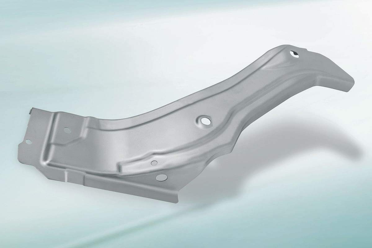 Voestalpine Progressing on Auto Light Weighting with phs Steel