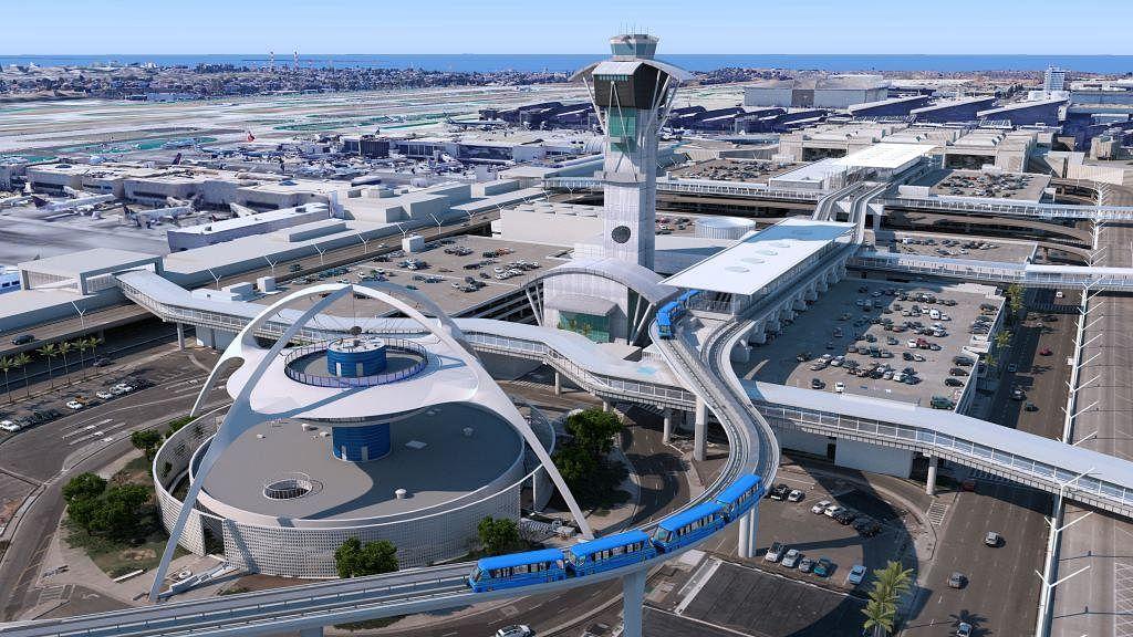 Consortium Begins Work on Los Angeles LAX's APM Train