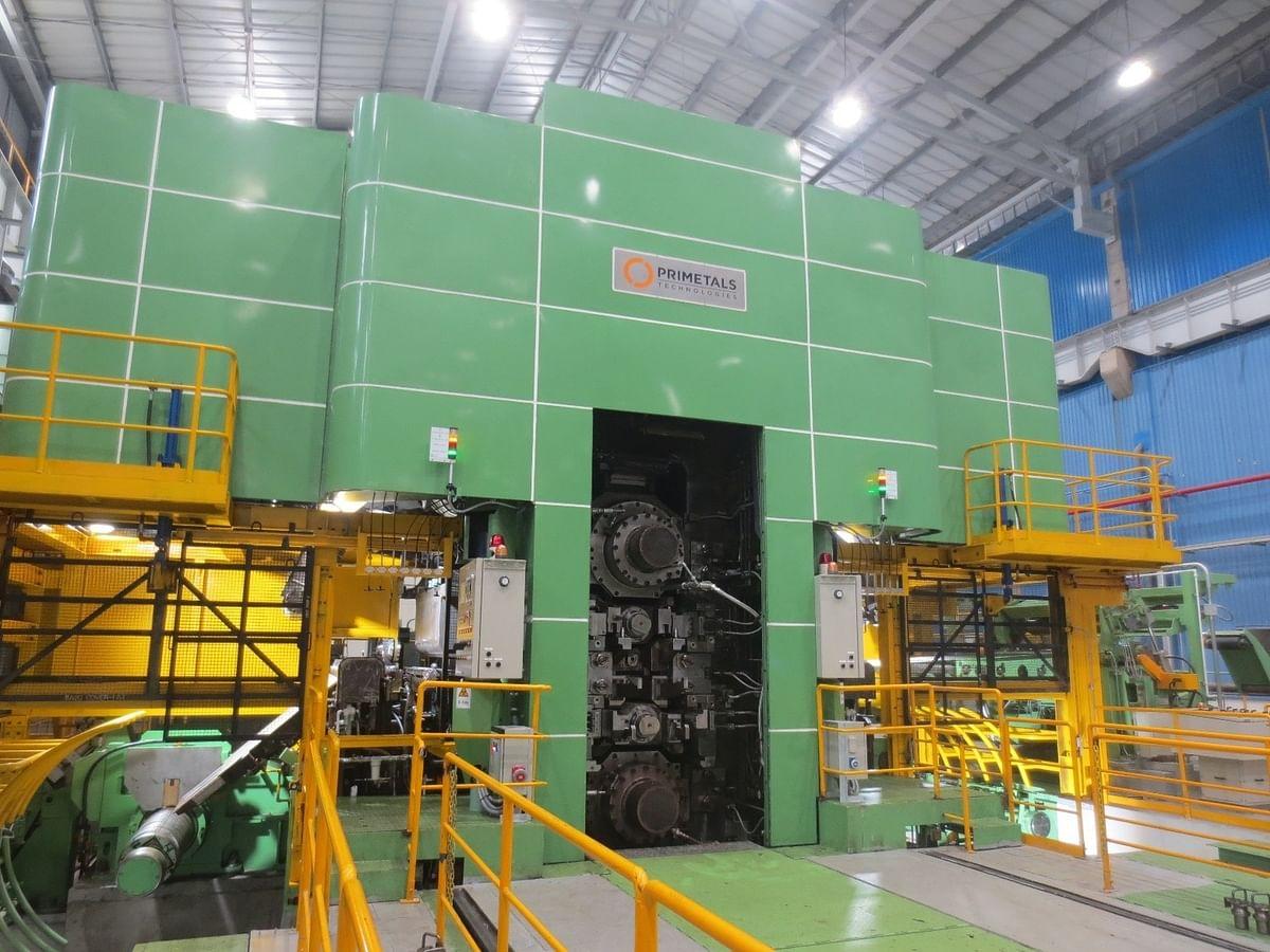 Primetals Hyper UC Mill Produces Coil at Sunsco in Vietnam
