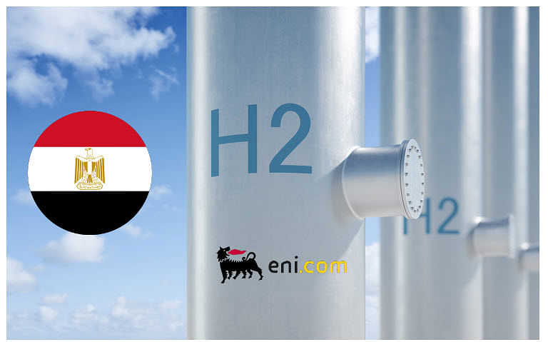 Eni Signs Agreement to Produce Hydrogen in Egypt
