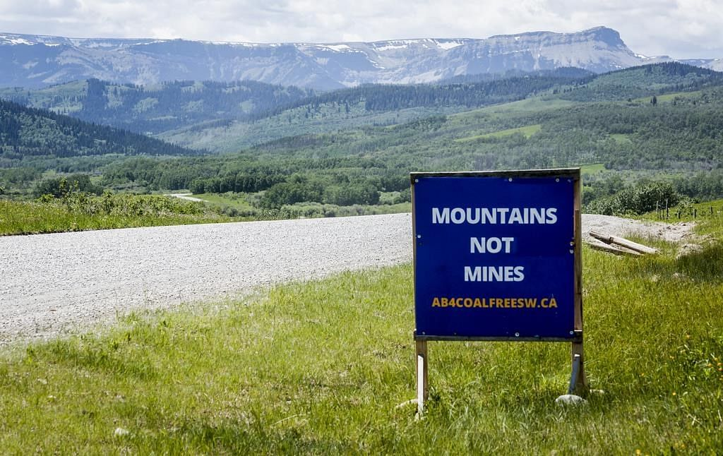 Alberta First Nations Appeal for Grassy Mountain Coal Mine
