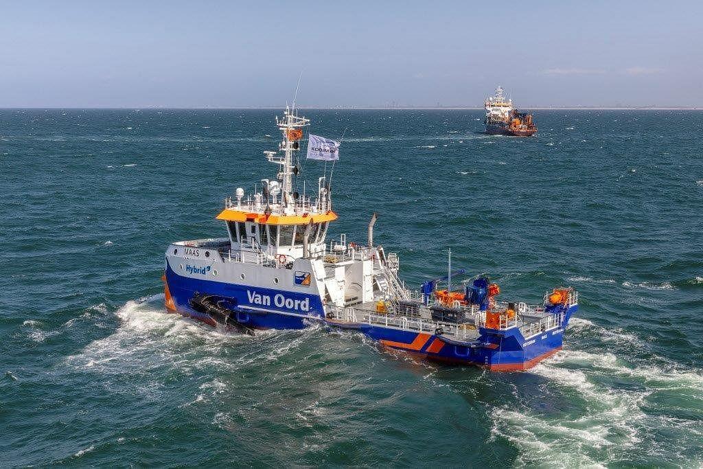 Van Oord Held Names 2 Hybrid Water Injection Vessels