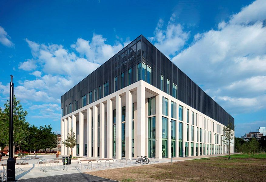 Britannia Leisure Centre at Hackney in London Opens