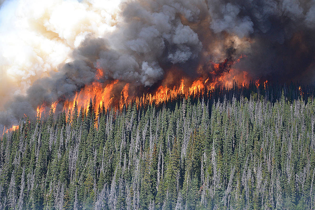 Teck Resources Provides Update on Wildfire Impacts in BC