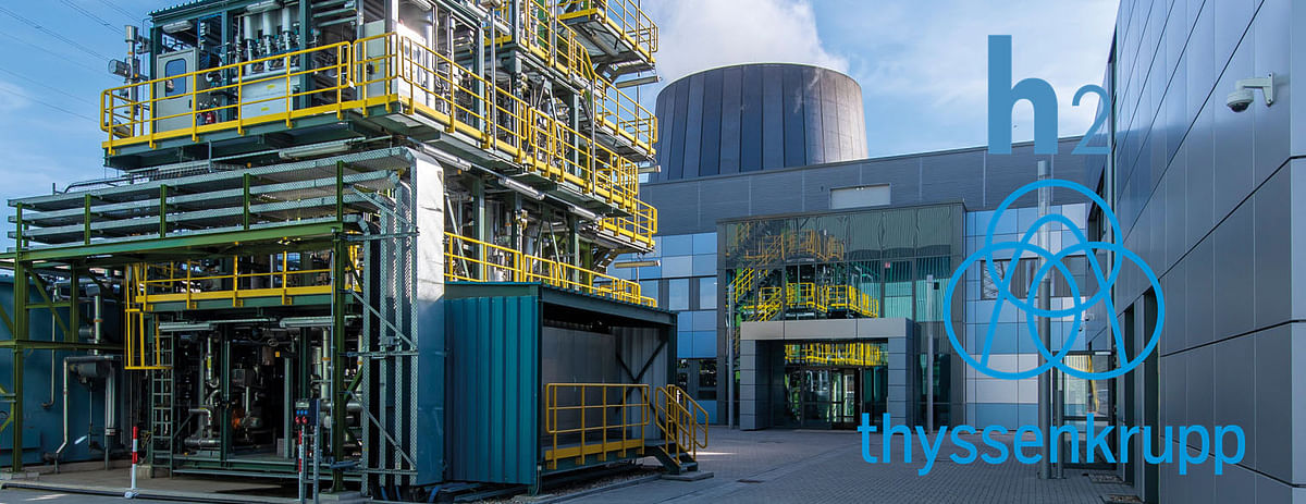 ThyssenKrupp Leading German Steel Industry to Climate Neutrality