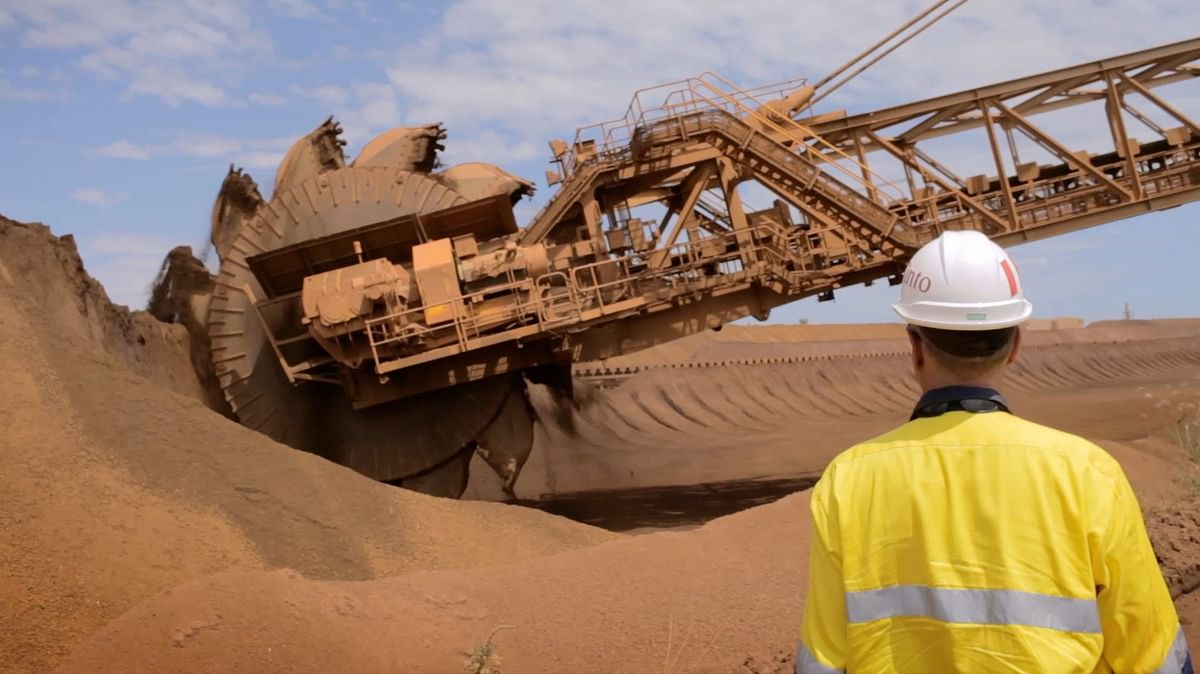 Rio Tinto Releases Second Quarter Production Results