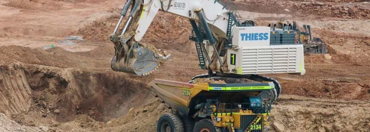 MACH Energy Selects Thiess for Mount Pleasant Operation