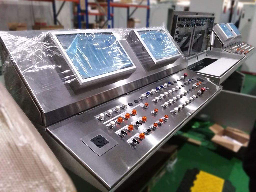 Russula Upgrades Bar Mill Automation & Drives