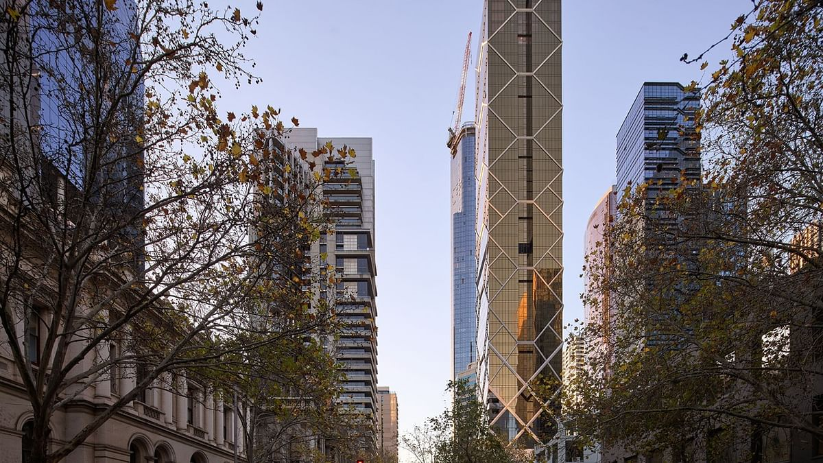 Multiplex Completes Paragon Tower in Melbourne