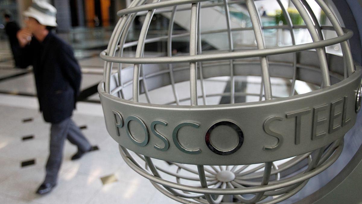 POSCO Expects Highest Ever Profit in April-June Quarter