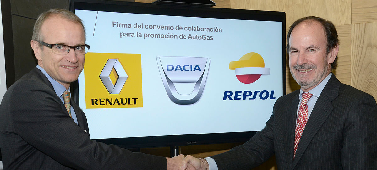 Repsol & Renault to Continue Promoting AutoGas