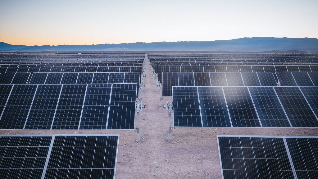 Guañizuil IIA Solar Plant in Argentina in Commercial Operation