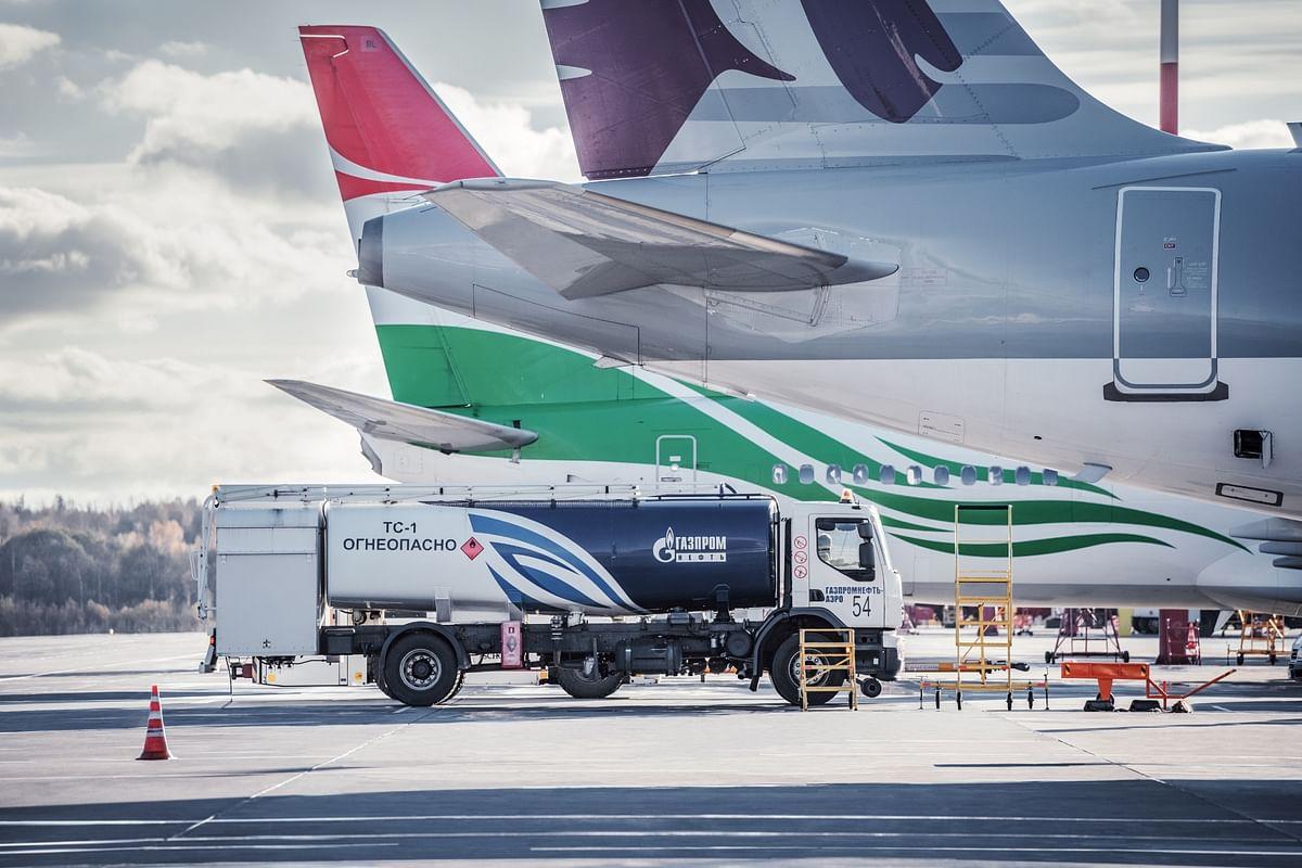 Gazprom Neft Resumes Refuelling Flights to Egyptian Resorts