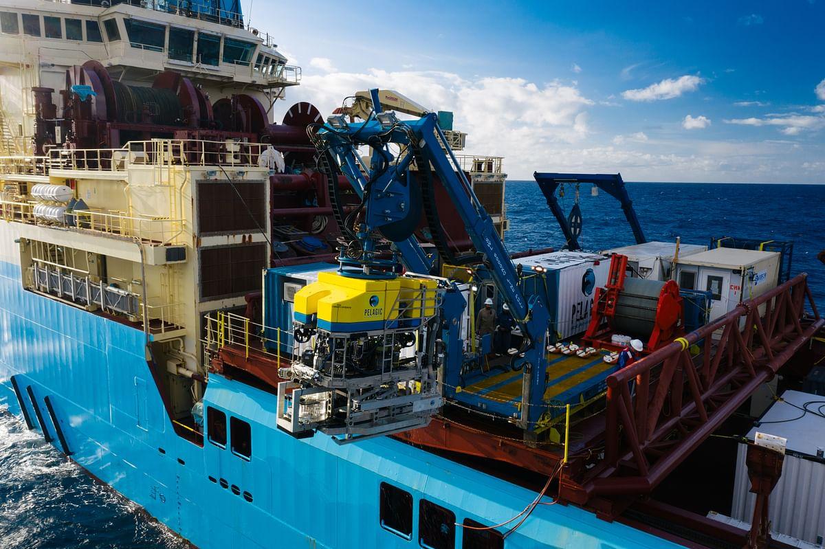 DeepGreen Metals Advances Deep-Sea Mining Research