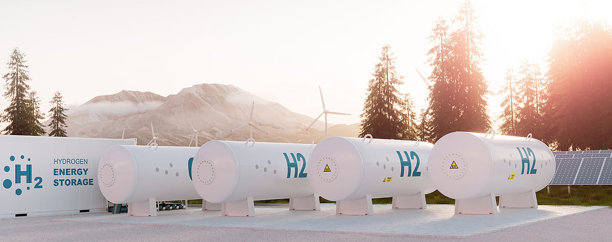 Industry Rising to Challenge of Hydrogen Economy – DNV