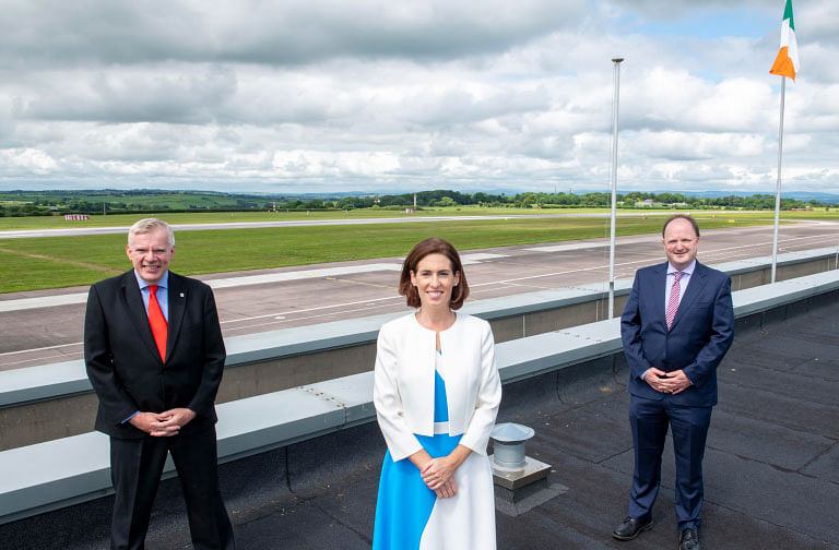 Cork Airport Runway Reconstruction Awarded to Colas Ltd