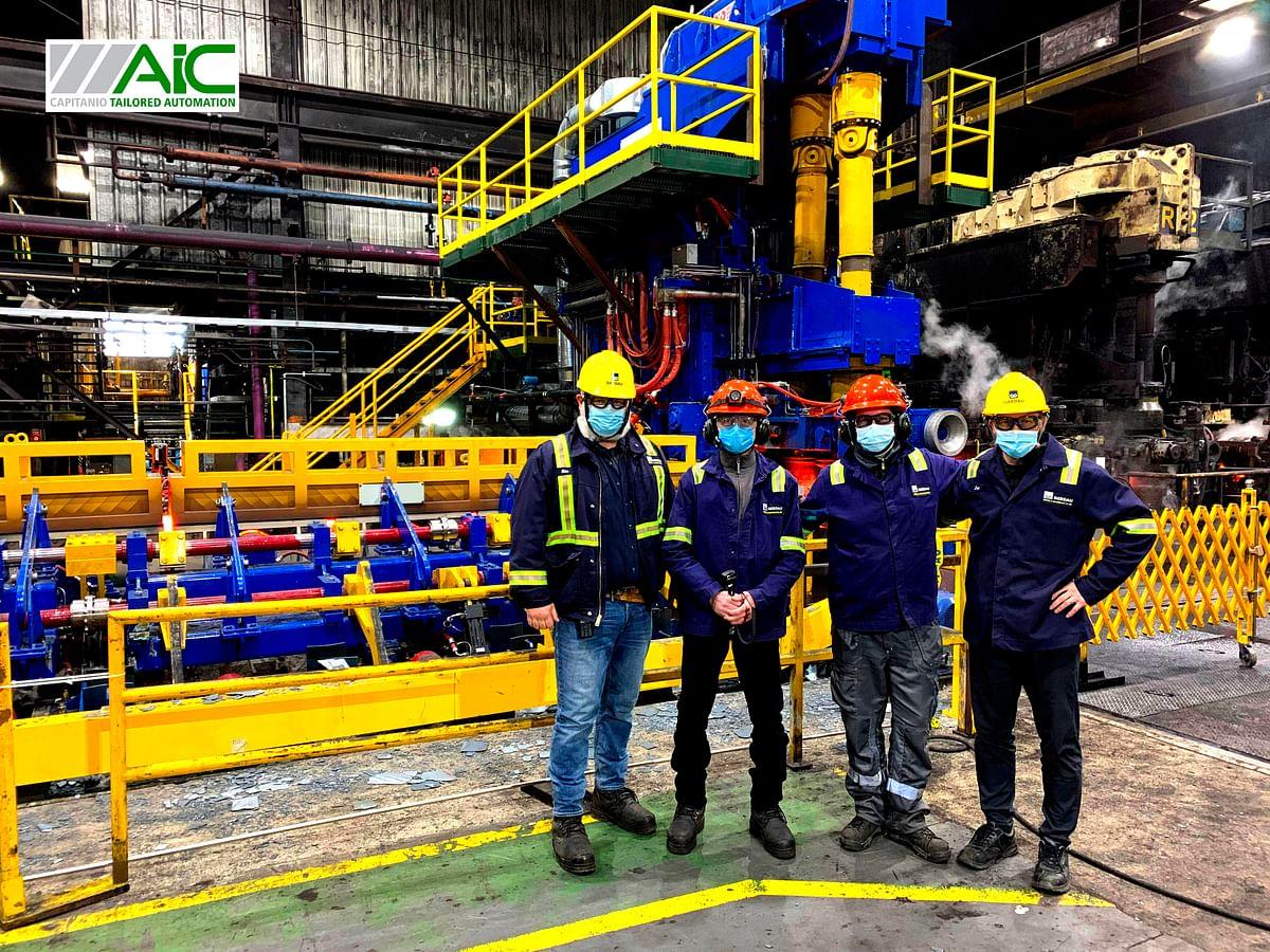 AIC to Upgrade GERDAU Long Steel NA Rolling Mill in Canada