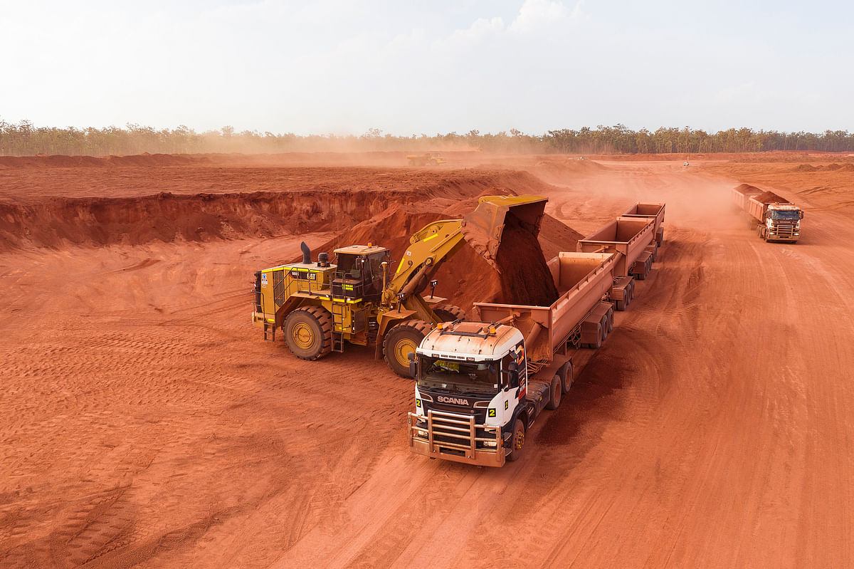 Metro Mining Inks Bauxite Sale Deals with Chinese Buyers