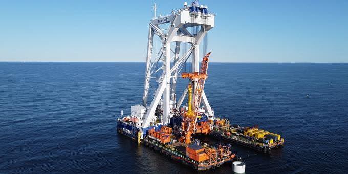 Van Oord Bags Iberdrola's Baltic Wind Project Installation Work