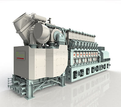 Kawasaki Receives Gas Engine Order for Thai Cogeneration Project