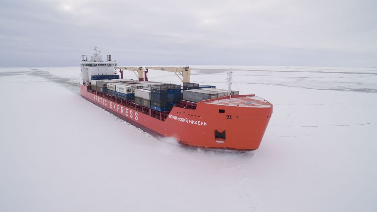 ROSATOM & Nornickel Sign Pact on Icebreaker Accompaniment