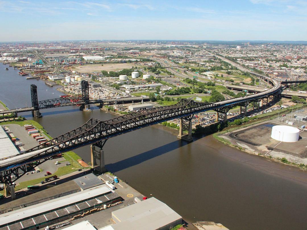 Skanska to Rehabilitate Sections of Pulaski Skyway in Jersey City
