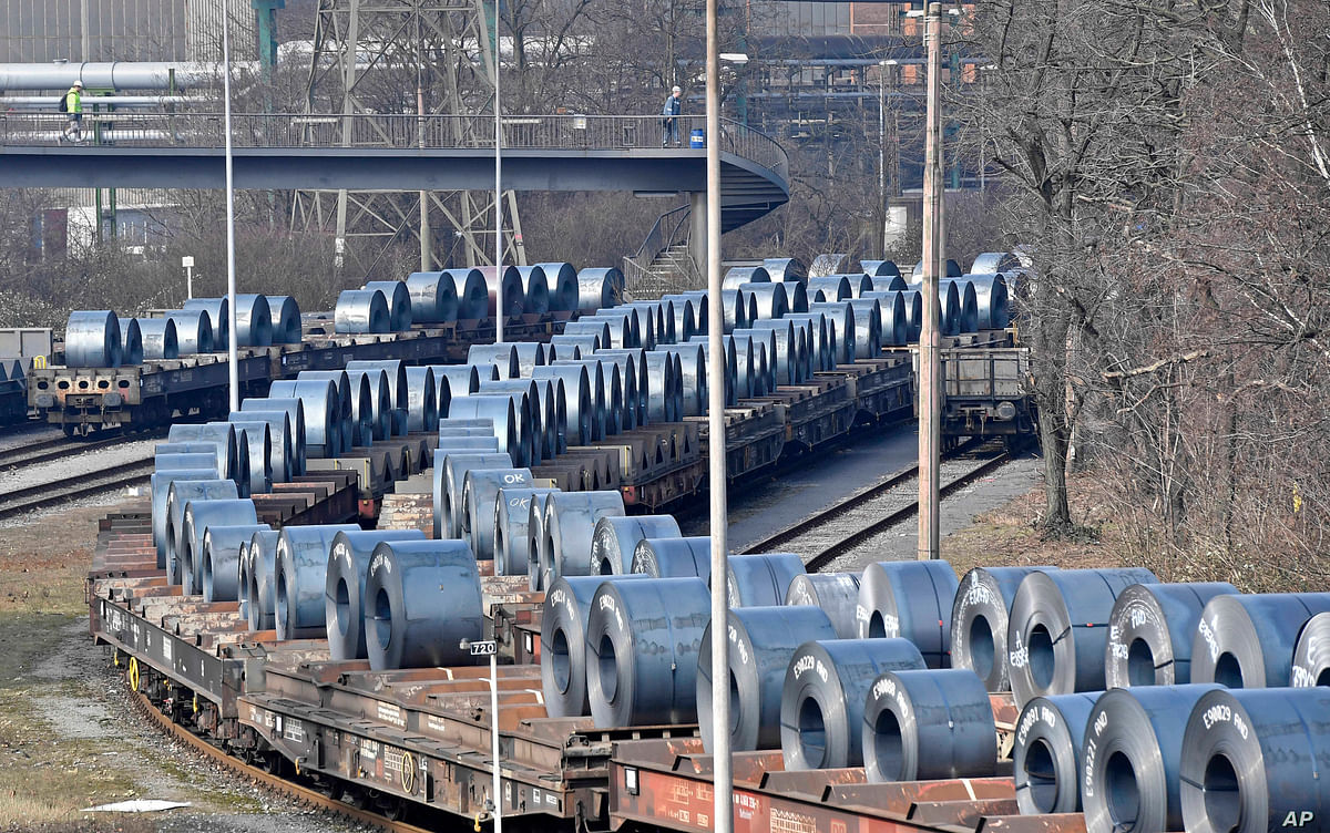 US Steel Shipments in May Up 46% YoY