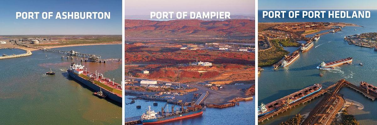 Pilbara Ports Authority Reports 725 Million Tonne Throughput