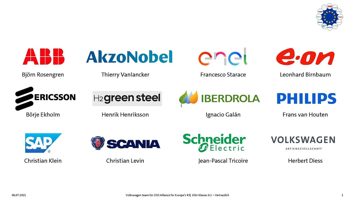 H2 Green Steel Joins CEO Alliance for Climate Protection