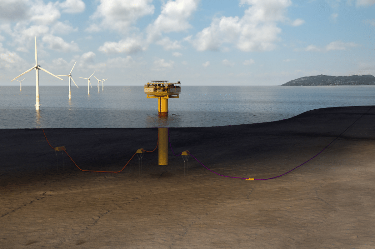 EDP & TechnipFMC to Hydrogen Production from Offshore Wind Power