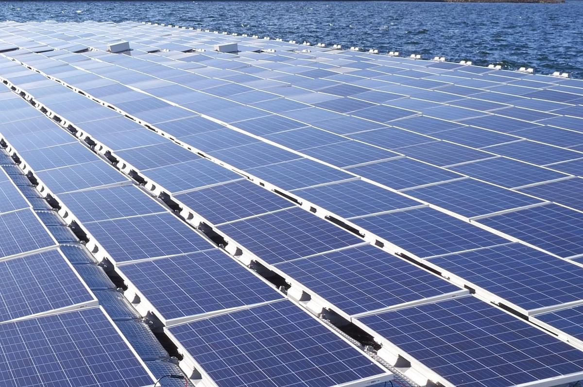EDP, Corticeira & Isigenere Create Cork Floater for Solar Park