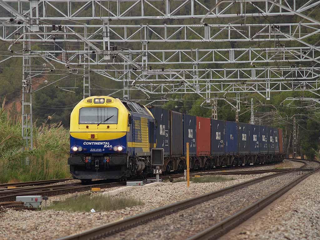 CMA CGM Acquires Spanish Rail Operator Continental Rail