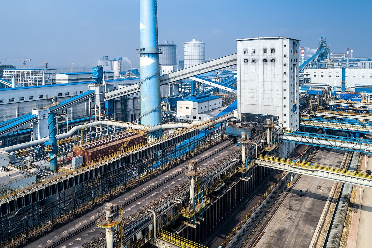 Shandong Iron & Steel Could Merge with Baowu Steel Group