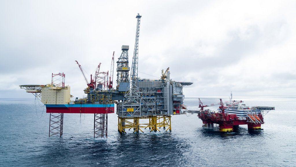 Equinor's Martin Linge Oil & Gas Filed on Stream
