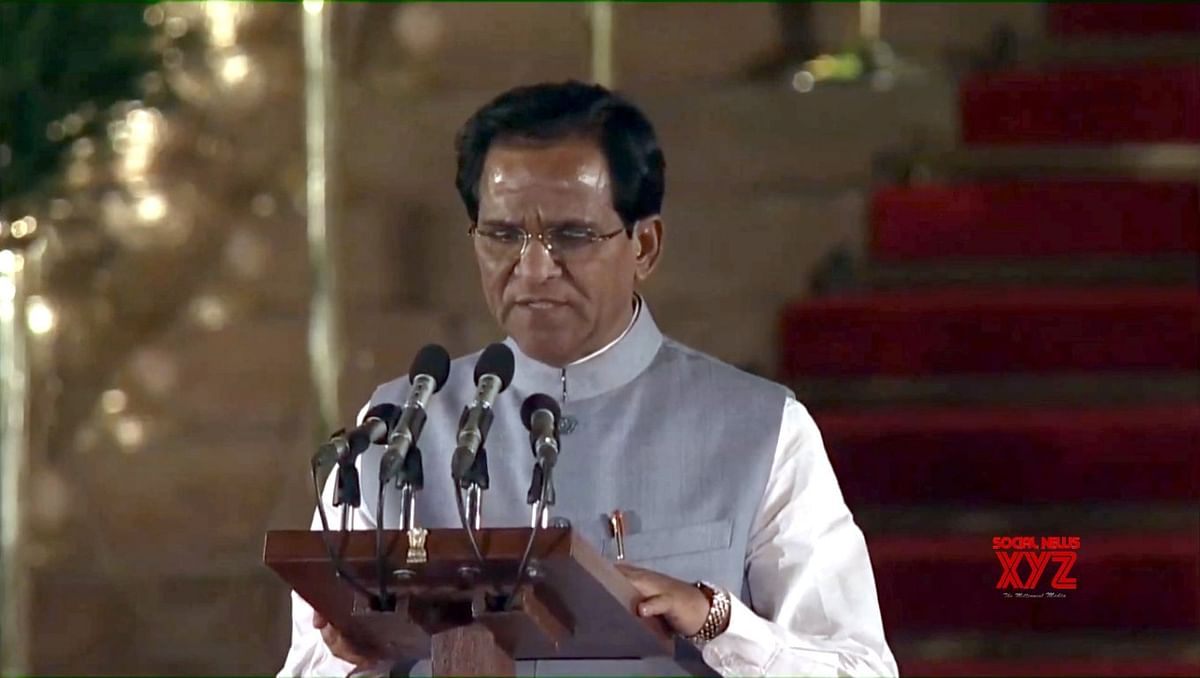 Mr Danve Raosaheb Dadarao is New Minister of State Coal