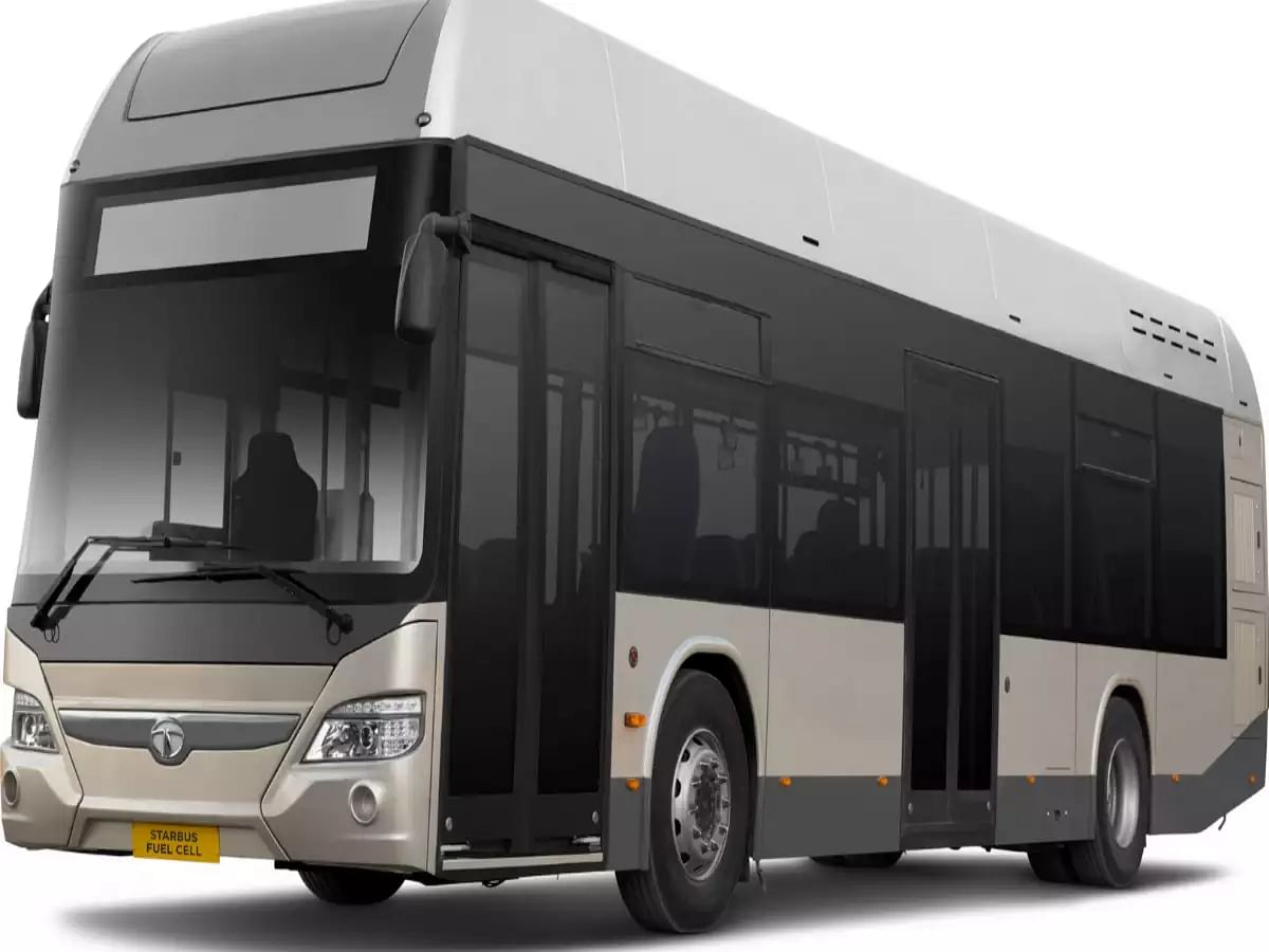 Tata Motors to Supply 15 Hydrogen Buses to Indian Oil Corporation