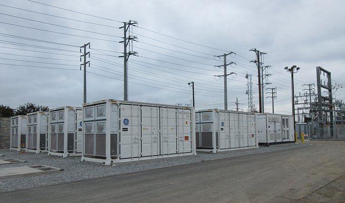 Calpine & GE Renewable Complete Santa Ana Storage Project