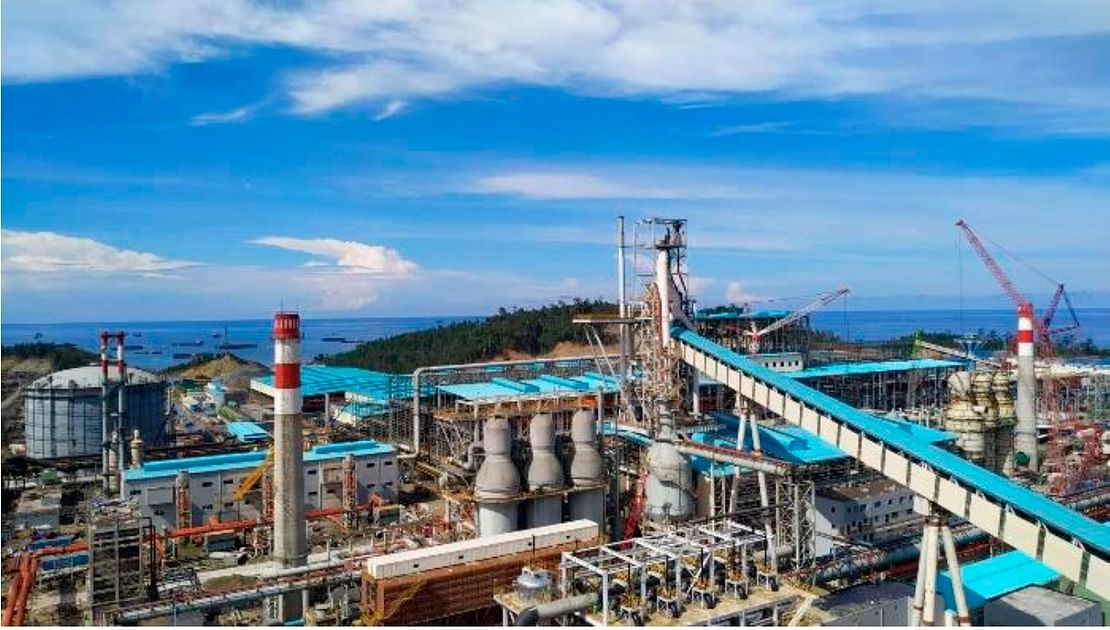Dexin Steel Starts Slab Production at Sulawesi Plant in Indonesia