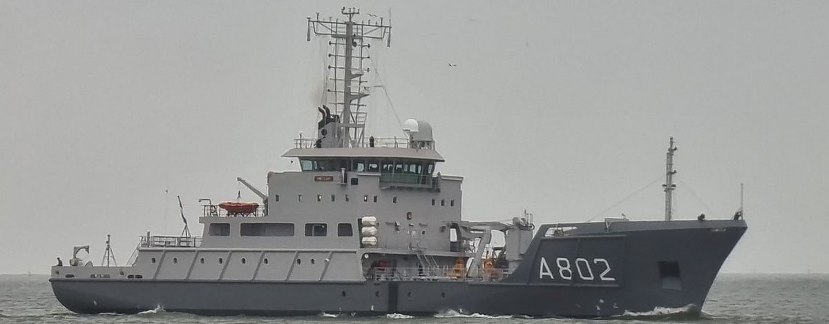 Damen Shipyard Completes Modernisation of HNLSM Snellius