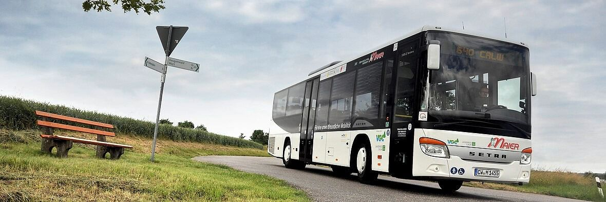 Seven Daimler Setra Buses for Teinachtal-Reisen