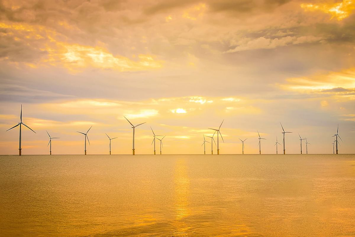 Shell & EDF JV Atlantic Shores toPower New Jersey with Wind Energy
