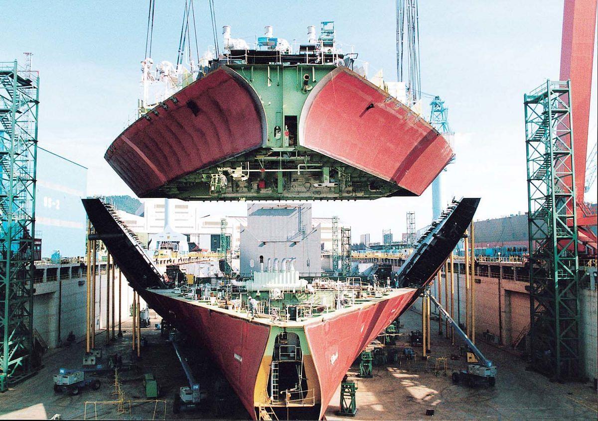 South Korean Shipbuilders to Face Earnings Shock in Q2