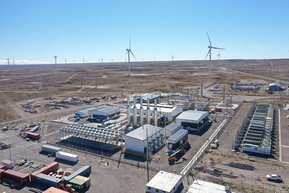 Argentinian Power Plant With Wärtsilä 31SG Engines Starts
