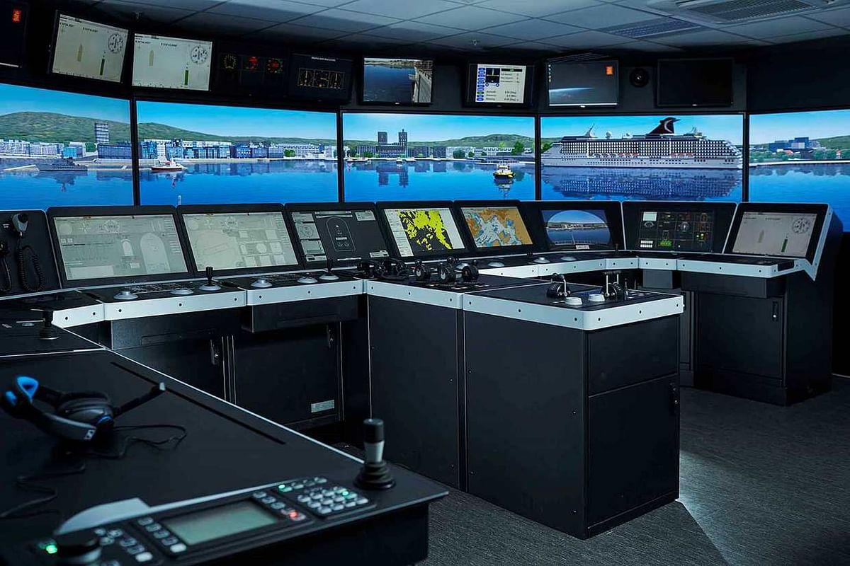 Kongsberg Digital Delivering Simulators  Tolani Maritime Institute